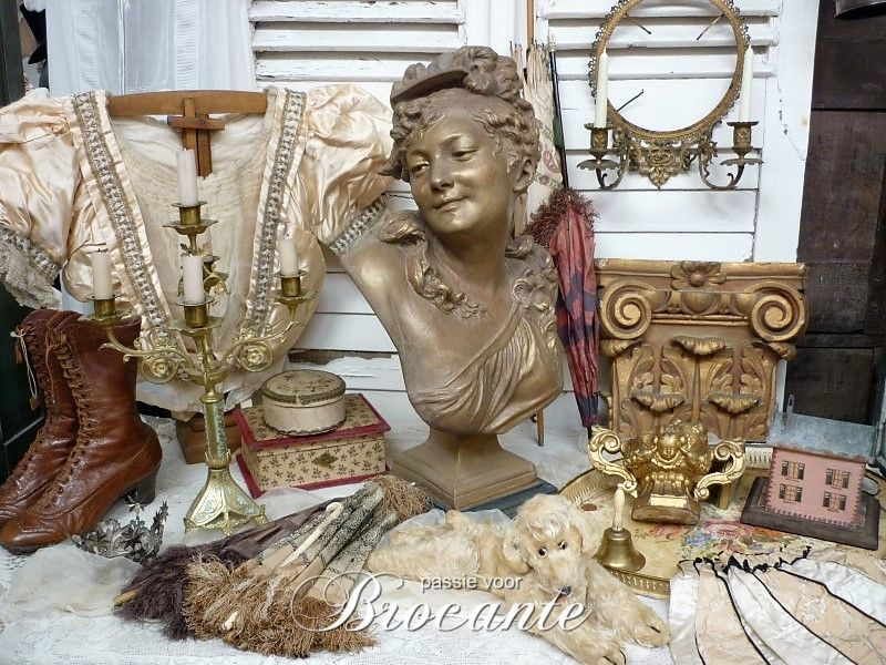 Pop-up-showroom Passie voor Brocante