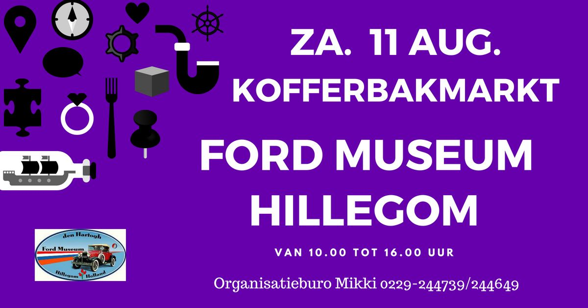 KOFFERBAKMARKT HILLEGOM