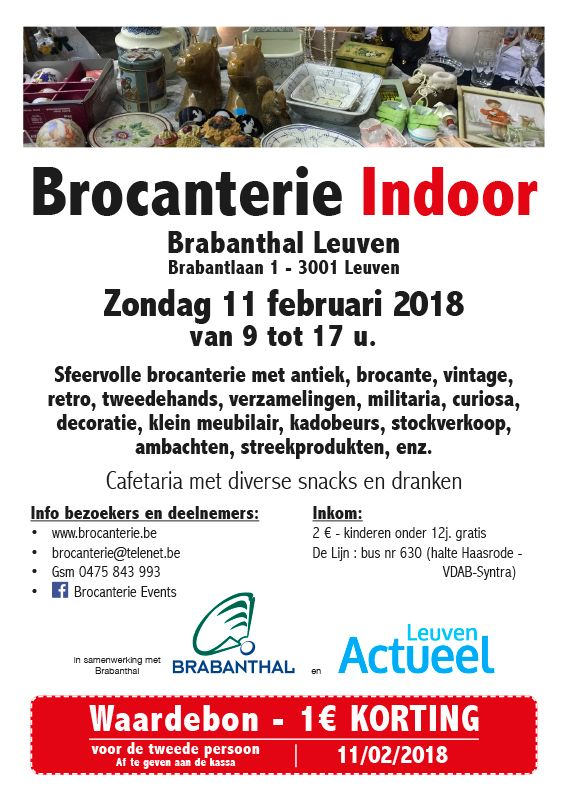 Brocanterie Indoor